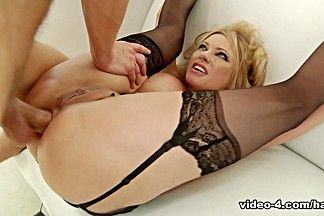 Incredible pornstars Briana Banks, Markus Dupree in Crazy Big Ass, Swallow porn scene