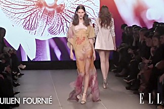 Nude Fashion Week Julien Fournie