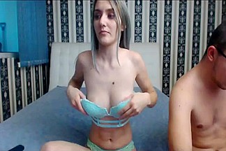 My Petite Slut Roommate Gets Fucked By His Partner