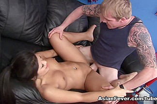 Christina Aguchi in Slutty Campus Teens #5