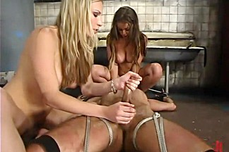 totaleurosex, Harmony and Penny Flame