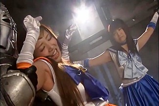 Japanese Sailor Girls Armpit Licking pt3