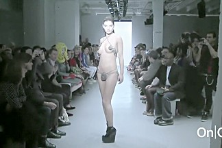 Naked Fashion Show Charlie le Mindu 3 Full
