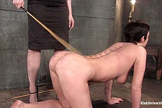 Caning 101 with Claire Adams