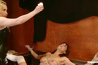 Gia DiMarco in Whippedass Video