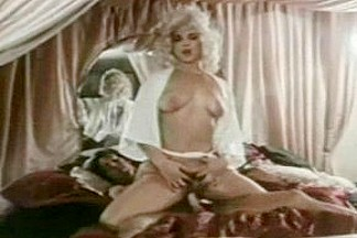 Crazy pornstar Erica Boyer in fabulous blonde, vintage sex scene