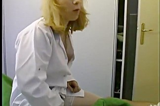 Adulteress nurse fucks to keep things quiet !
