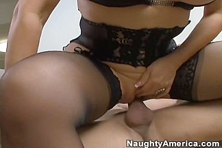 Sexy Vanessa & Gabriel D'Alessandro in My Friend's Hot Mom