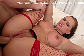 Fabulous pornstar Katja Kassin in exotic big tits, redhead sex video