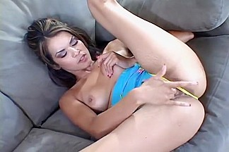 Daisy Marie Finger Fucks Her Own Hole