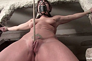 Dana DeArmond in Dana Dearmond, Is Still One Of Toughest Bondage Models Of Our Lifetimes. - HogTied