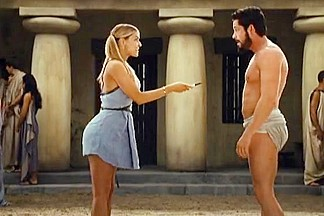 Carmen Electra in Meet The Spartans (2008)