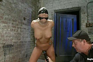 Girl from Hawaii, walks into the wrong sub basement, Gets the Insex treatment. So helpless..
