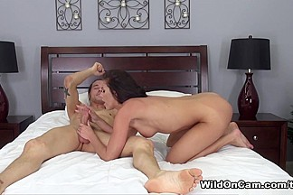 Adriana Chechik in Sexy, Sweet and Horny - WildOnCam