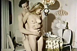 Fabulous classic scene with John Holmes and Bob Chinn