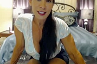 Denise on webcam 11-13-2014