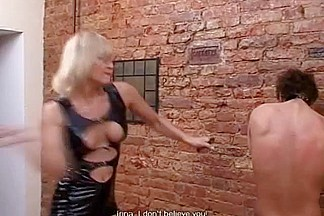 Russian-Mistress Video: Irina