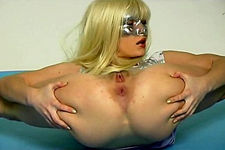 Woman flexible 14