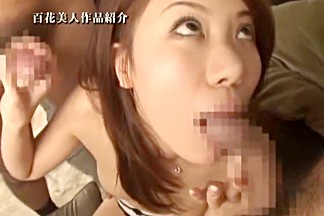 Hottest Japanese whore Ren Serizawa in Incredible Cunnilingus, Handjobs JAV movie