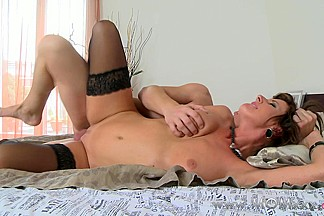 Mom xxx: Mature women in the throws of orgasm