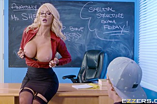 Nicolette Shea In Ms Sheas Summer School