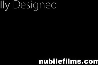 NubileFilms Video: Beautifully Designed
