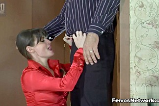 HornyOldGents Video: Gertie and Frank