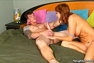 Tara Holiday & Pauly Harker in Seduced by a Cougar