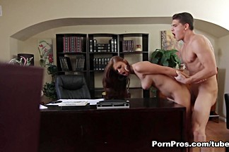 Amazing pornstar Whitney Westgate in Incredible Big Tits, Redhead adult video