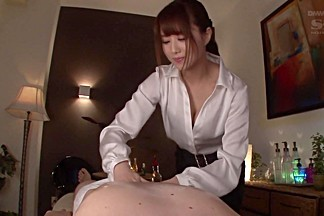 Best Japanese model Akiho Yoshizawa in Horny cfnm, massage JAV video