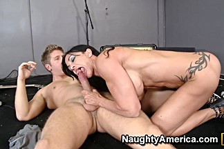 Jewels Jade & Danny Wylde in Seduced by a Cougar