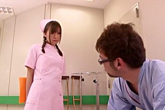 Incredible Japanese model Miyu Hoshino in Hottest Nurse/Naasu, Facial JAV video