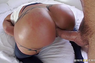 Big Wet Butts: Jewels's Jaw-Dropping Anal. Jewels Jade, Ramon