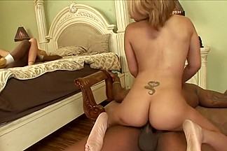 Crazy pornstars Emma Heart and Melrose Foxxx in amazing 69, big butt adult movie