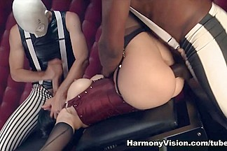 Angell Summers in Caged Cutie - HarmonyVision