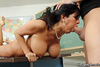 Tara Holiday & Xander Corvus in My First Sex Teacher