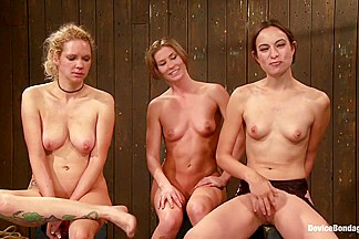 Amber rayne  rain degrey  and ariel x part 4 of 4 of the october live show