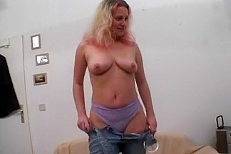 Pink And Blonde Amateur Fucks On Camera