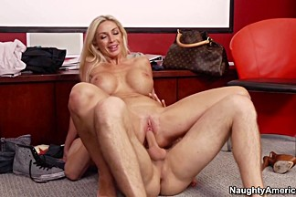 Evita Pozzi & Danny Wylde in My First Sex Teacher