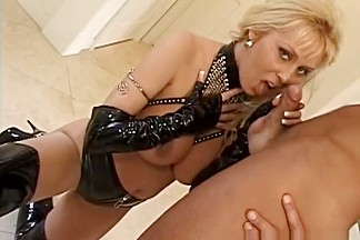 Incredible pornstar in fabulous mature, blowjob porn scene