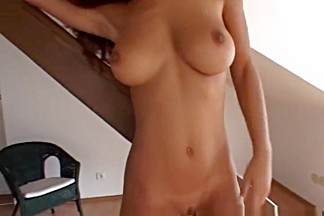 Amazing pornstar Angel Dark in hottest interracial, big tits adult movie