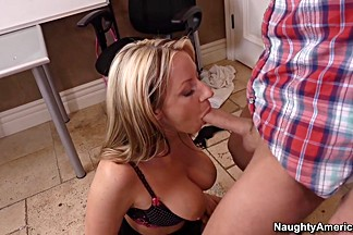 Carolyn Reese & Kris Slater in My First Sex Teacher