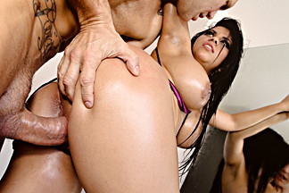 Kesha Ortega & Nacho Vidal & Nacho Vidal in Voluptuous Feast Of Latina Flesh - EvilAngel
