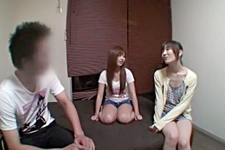 Best Japanese chick Tsubomi, Mika Osawa, Kokomi Sakura in Hottest Teens JAV video