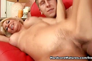Erica Lauren in Mature Hardcore Video