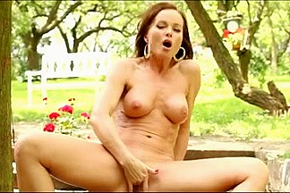 Silvia Saint - Outdoor Masturbating Joy