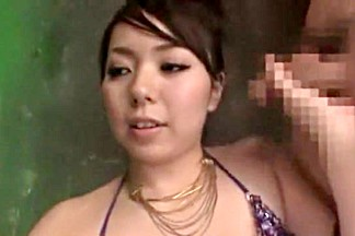 Best Japanese whore in Crazy Fishnet, Big Tits JAV movie