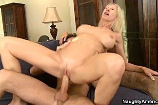 Emma Starr & James Deen in My Friends Hot Mom