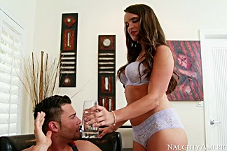 Teal Conrad & Seth Gamble in Neighbor Affair