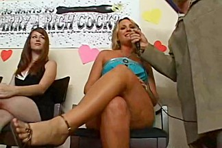 Flower Tucci - Who wants to marry a rich cock?!